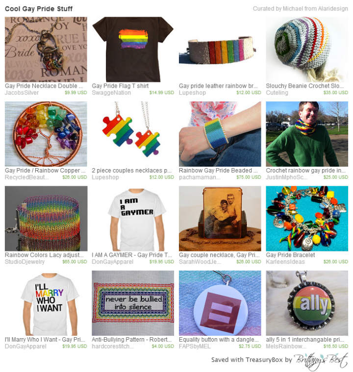 Gay Pride Stuff