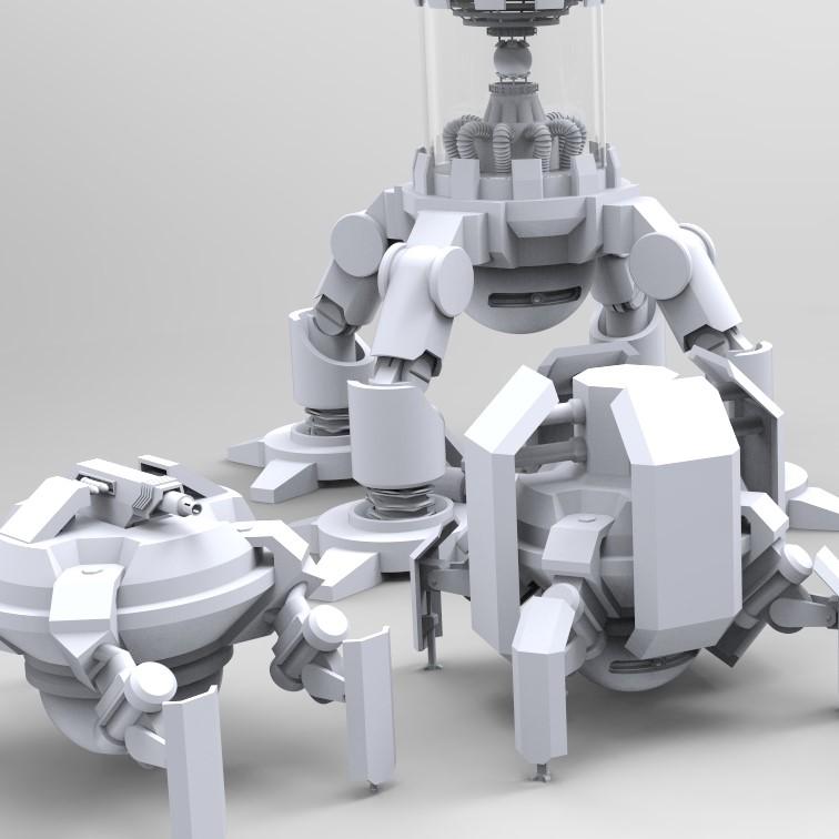 Chess Robots