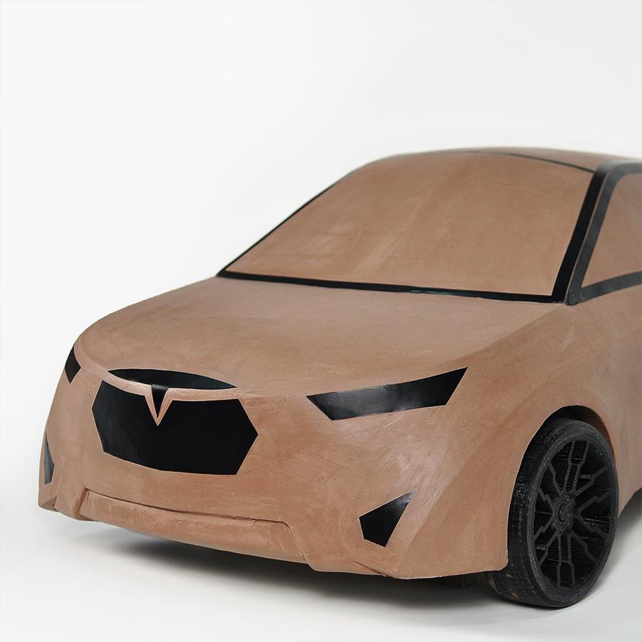 Tesla Model 3 Concept