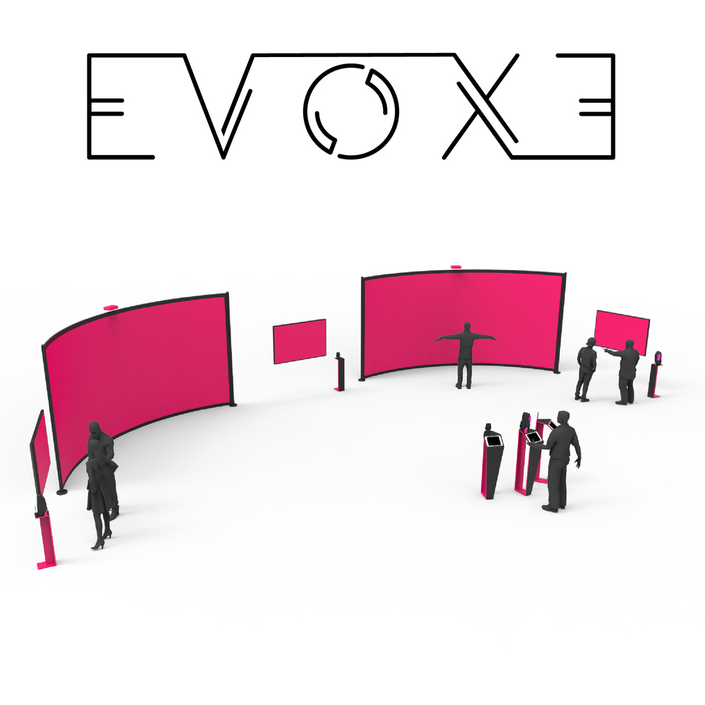 EVOXE - Exhibit for the Rock and Roll Hall of Fame