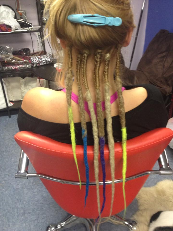 Temporary Dread Extensions Make Me Dreadful