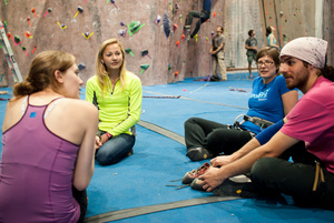 The HERA Cancer Research Foundation Climbing Clinic