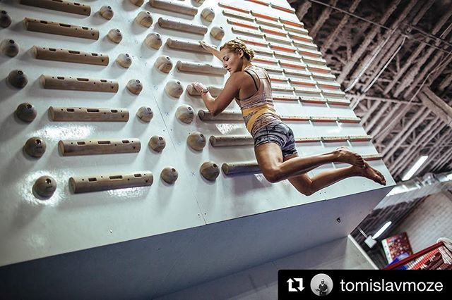 Grateful to work with such talented people like @tomislavmoze - welcome to Instagram! 😁 #repost ・・・ Amazing @sashadigiulian