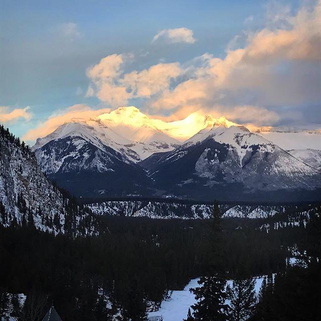 Hello Banff.