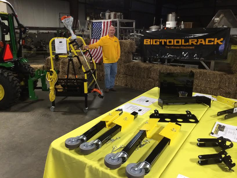 BIGTOOLRACK OPEN HOUSE 3-27-14