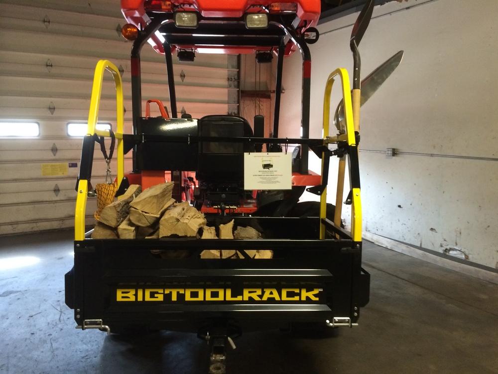 BigToolRack Kubota L45