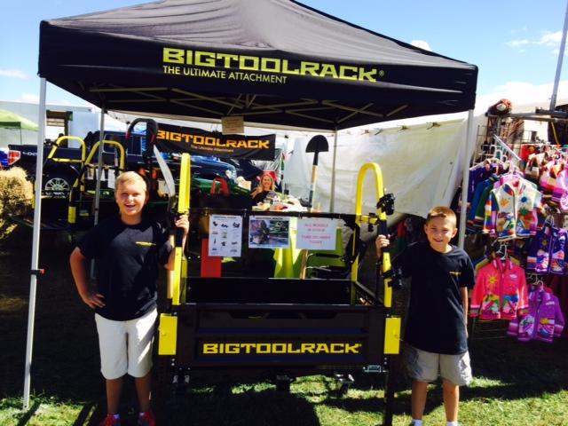 Bethlehem Fair 2014 Eric & Josh