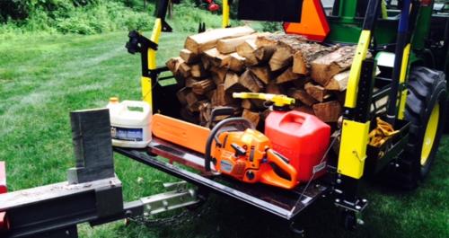 Bigtoolrack is your Firewood Helper
