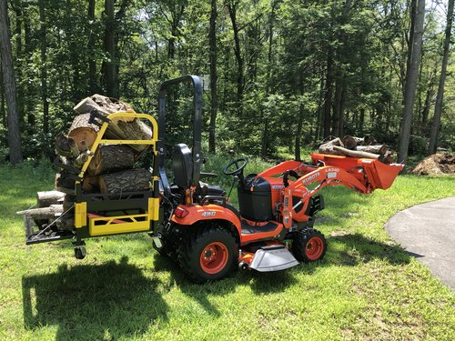 three point hitch tractor carry all for sale