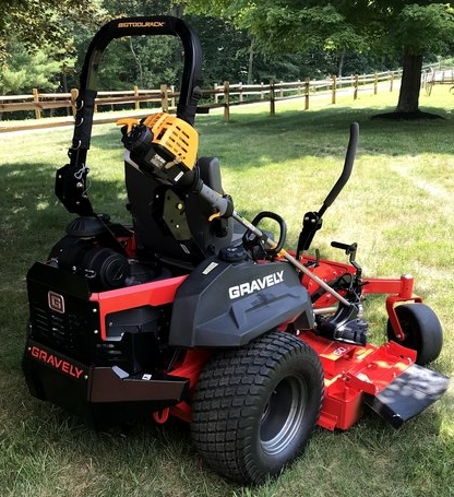 Zero turn mower attachment and accessories Bigtoolrack RopsRackPack