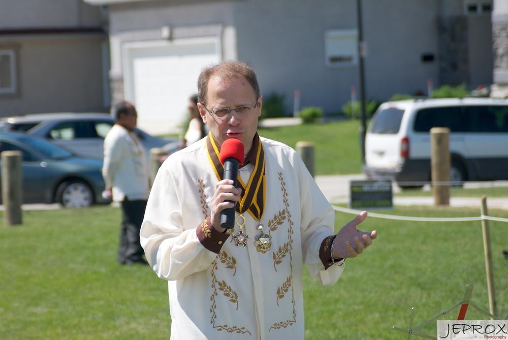 Dr. Jose Rizal Park, Winnipeg, Lamoreaux