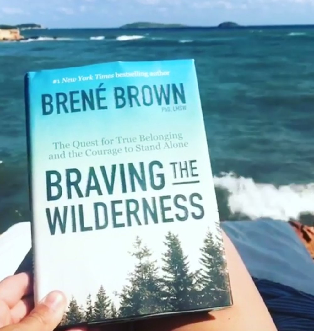 BRAVING THE WILDERNESS :: Brene BROWN