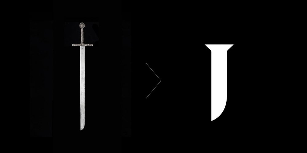 """Joan's new identity, which coincides with the agency opening its new office at 44 Wall Street in late 2018, drops the """"Creative"""" in its name and reimagines the lowercase, rounded typeface logo as an """"impactful, edgier, uppercase word mark"""" with the """"J"""" designed to represent Joan of Arc's sword, CEO Lisa Clunie recently told Adweek."""