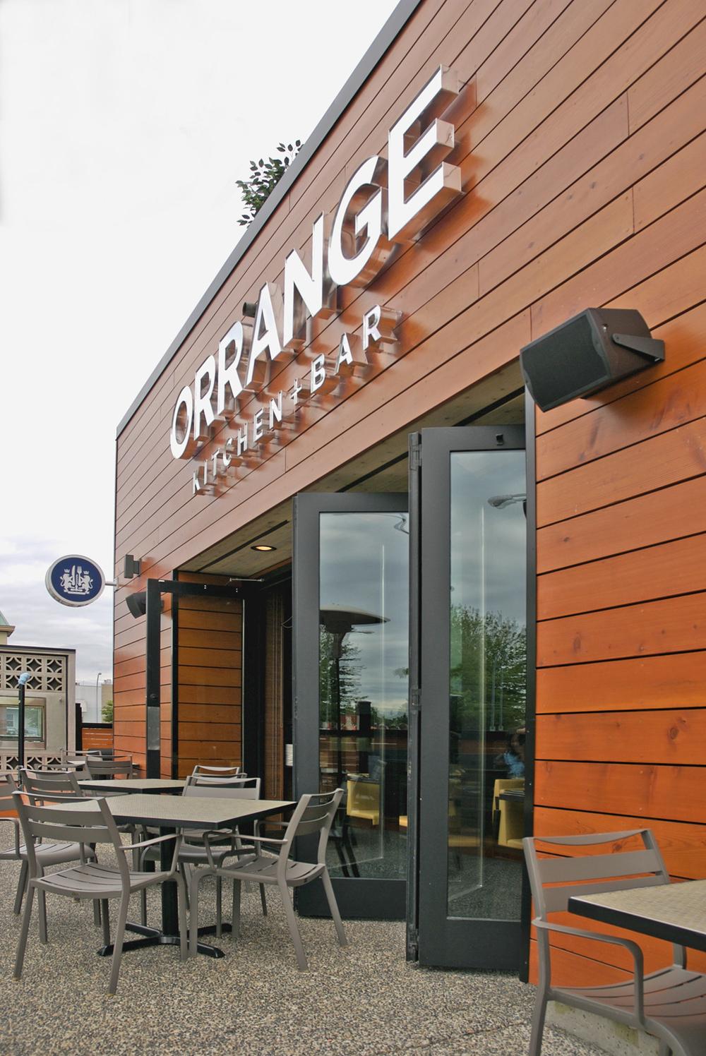 Orrange Restaurant