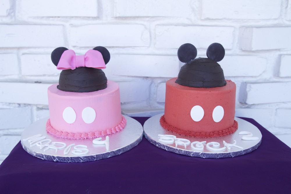 Mickey & Minnie Birthdays