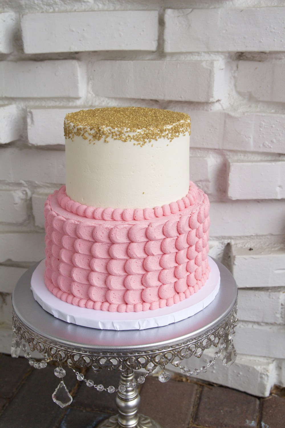 Pink & Gold Birthday