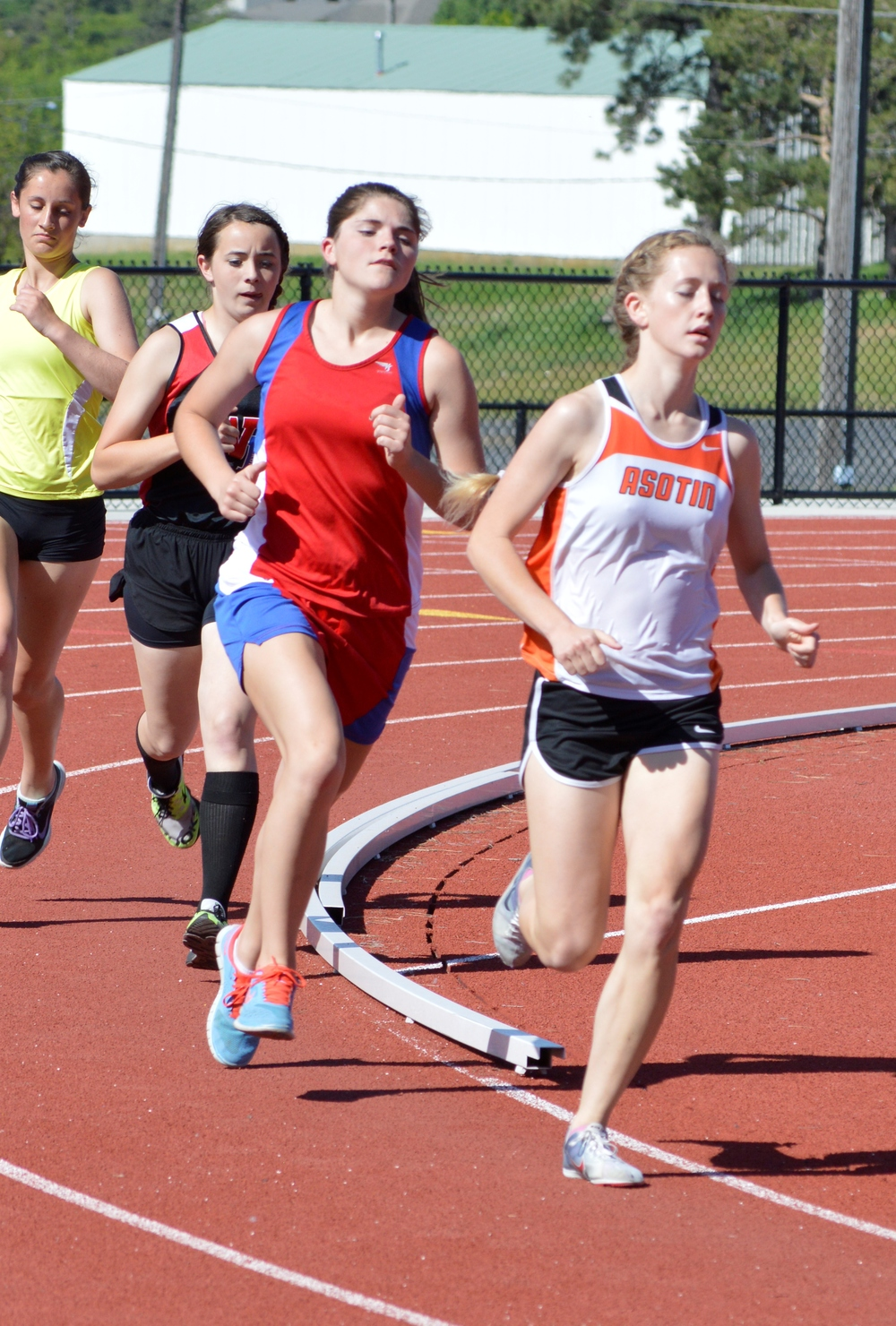 District 9 Chamionship 2014 014 Womens 3200m