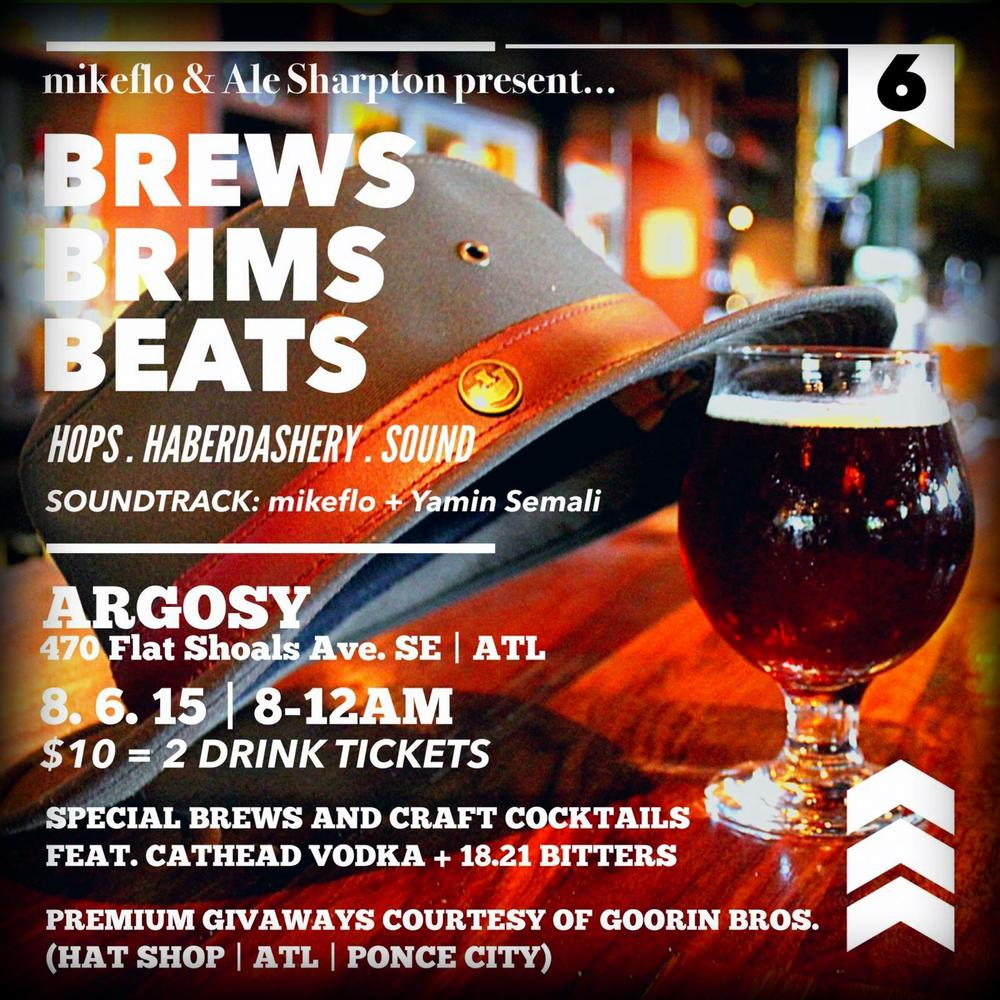 Brews Brims and Beats