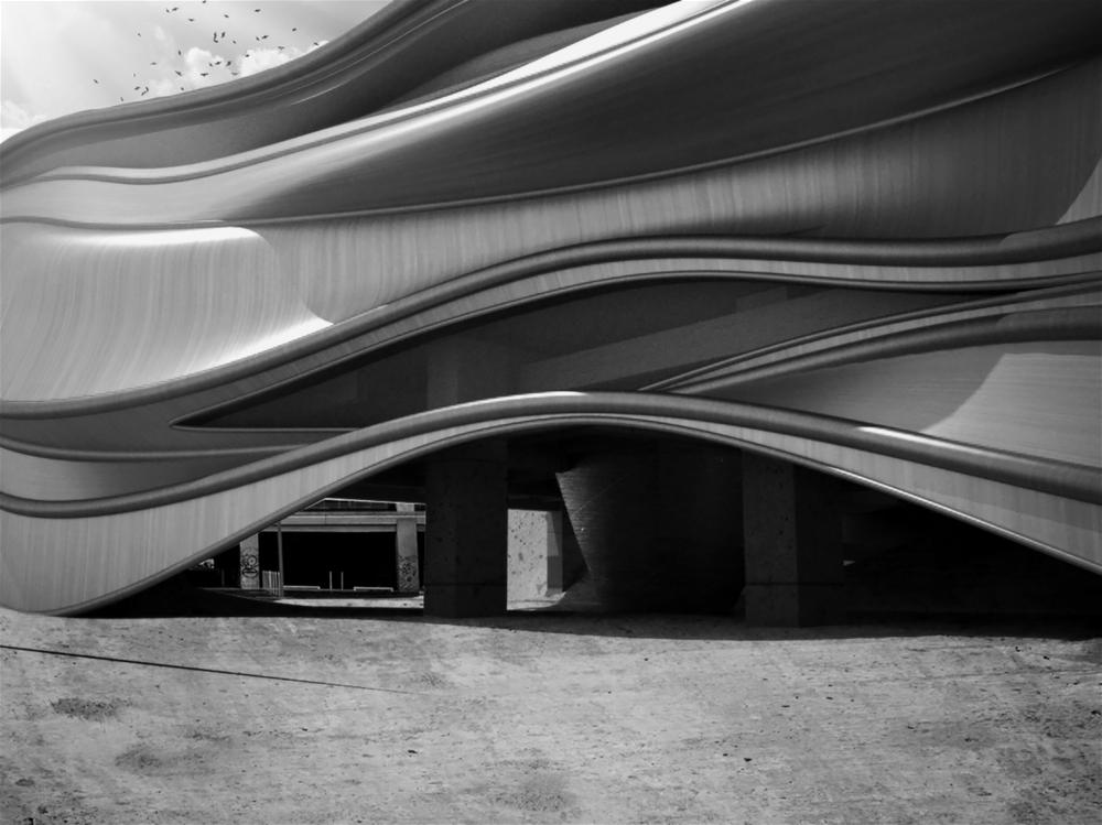 Cite de la Mode et du Design — Sebastian Fuentes
