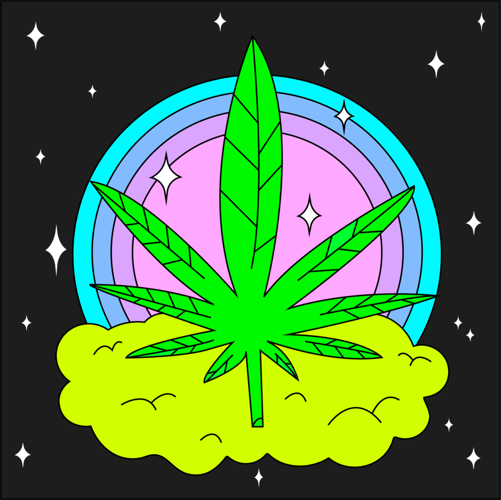 WEED IN SPACE
