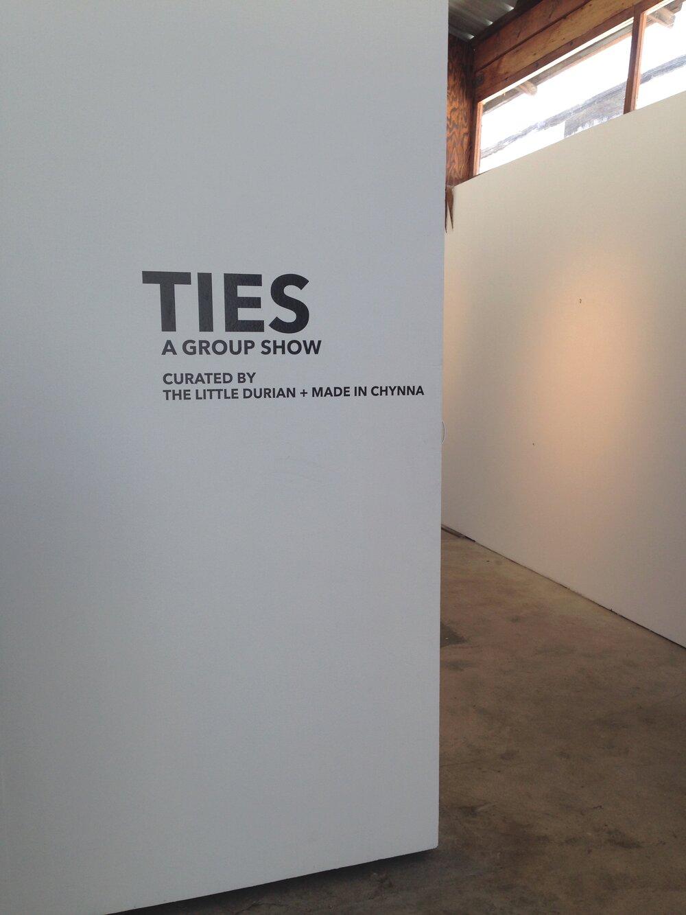 TIES GROUP SHOW