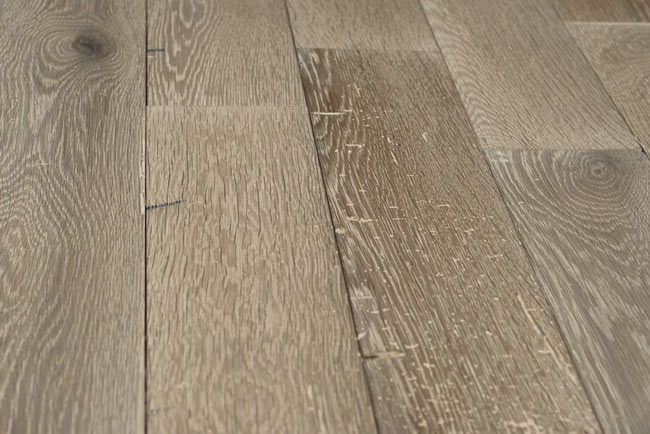Reclaimed Heritage Reserve Oak Flooring Cladding Fletcher