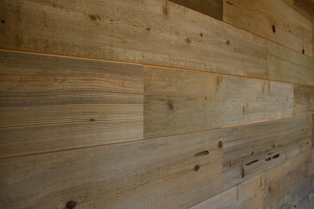 Brown Wooden Cladding ~ Northwest blend weathered gray wall cladding — anthology woods