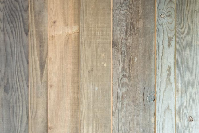 Weathered Wall Paneling : Northwest blend weathered gray wall cladding — anthology woods
