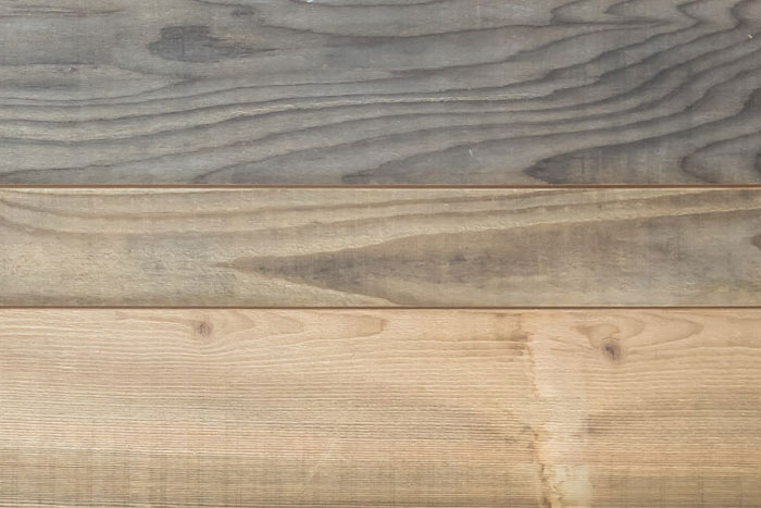 Northwest Blend Weathered Gray Wall Cladding Anthology Woods