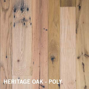 Reclaimed Heritage Oak Wood Flooring