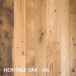 Reclaimed Heritage Oak Wood Wall Cladding / Paneling