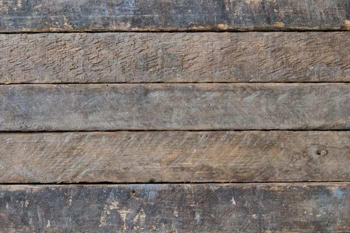 Up close & personal: this wood has a story to tell!