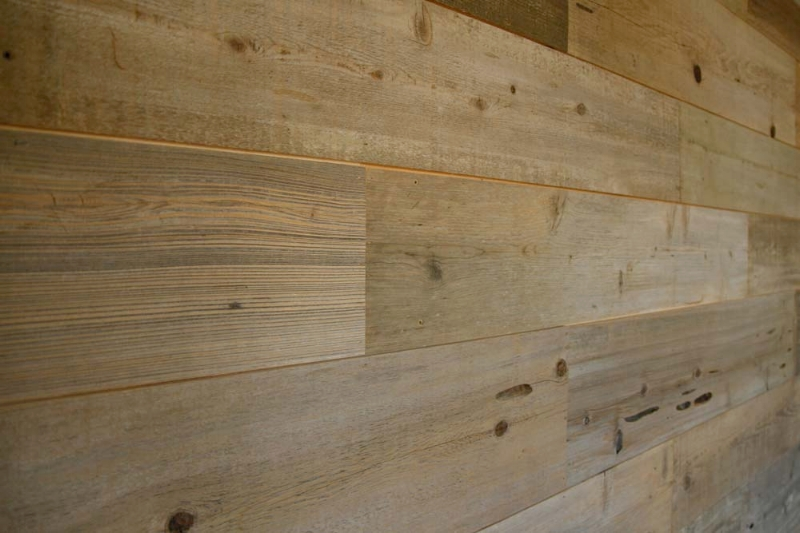 Information On Reclaimed Sustainable Wood Flooring