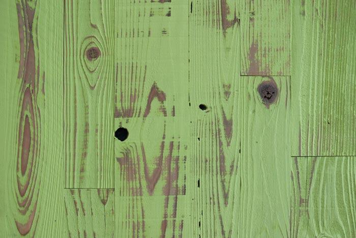 SURFRIDER REDWOOD: LIME GREEN