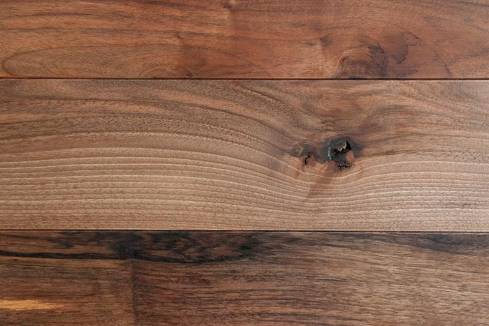 BIDWELL WALNUT: CLEAR OIL FINISH
