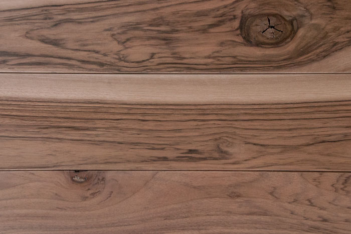 BIDWELL WALNUT: CLEAR POLY FINISH