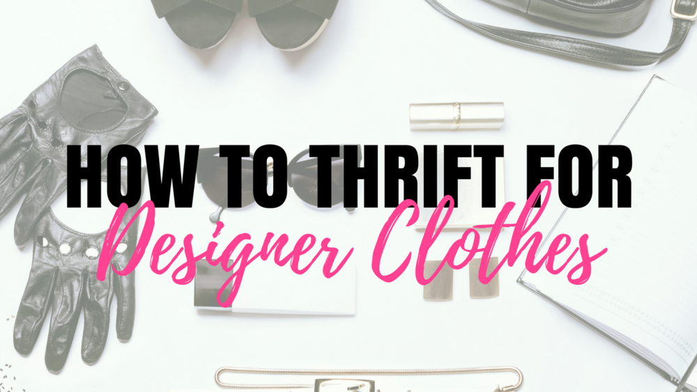 Do you love designer clothing, but not the designer price tags? Why not thrift? In this course, I'll teach you how to distinguish designer shoes from duds, pants that flatter from pants that falter and how to make sure you don't lose your dress lining at Happy Hour! Create a wardrobe to rival any boutique showroom, ALL from the thrift store.