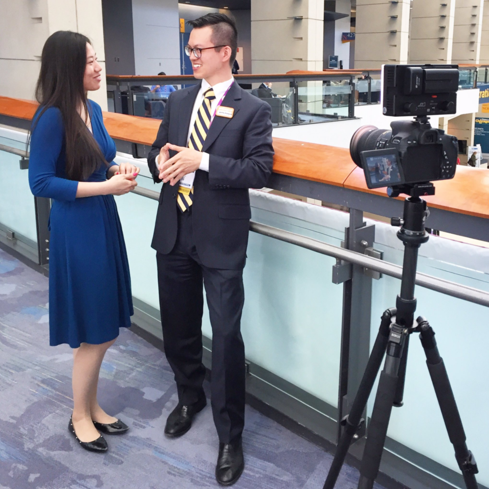 Look out for my upcoming interview with Dr. Allison Yang with  Gastroenterology & Endoscopy News