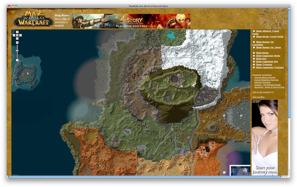 Maps_wow