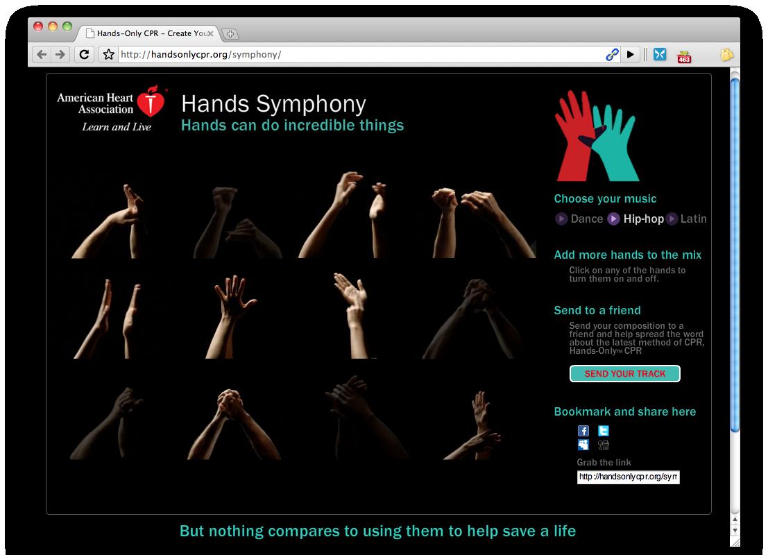 Handsymphony