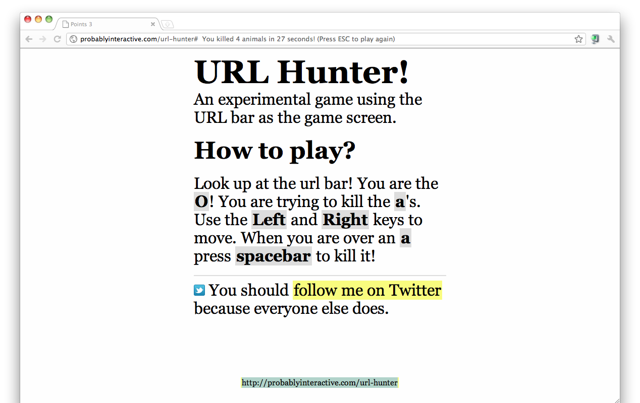 Url-hunter