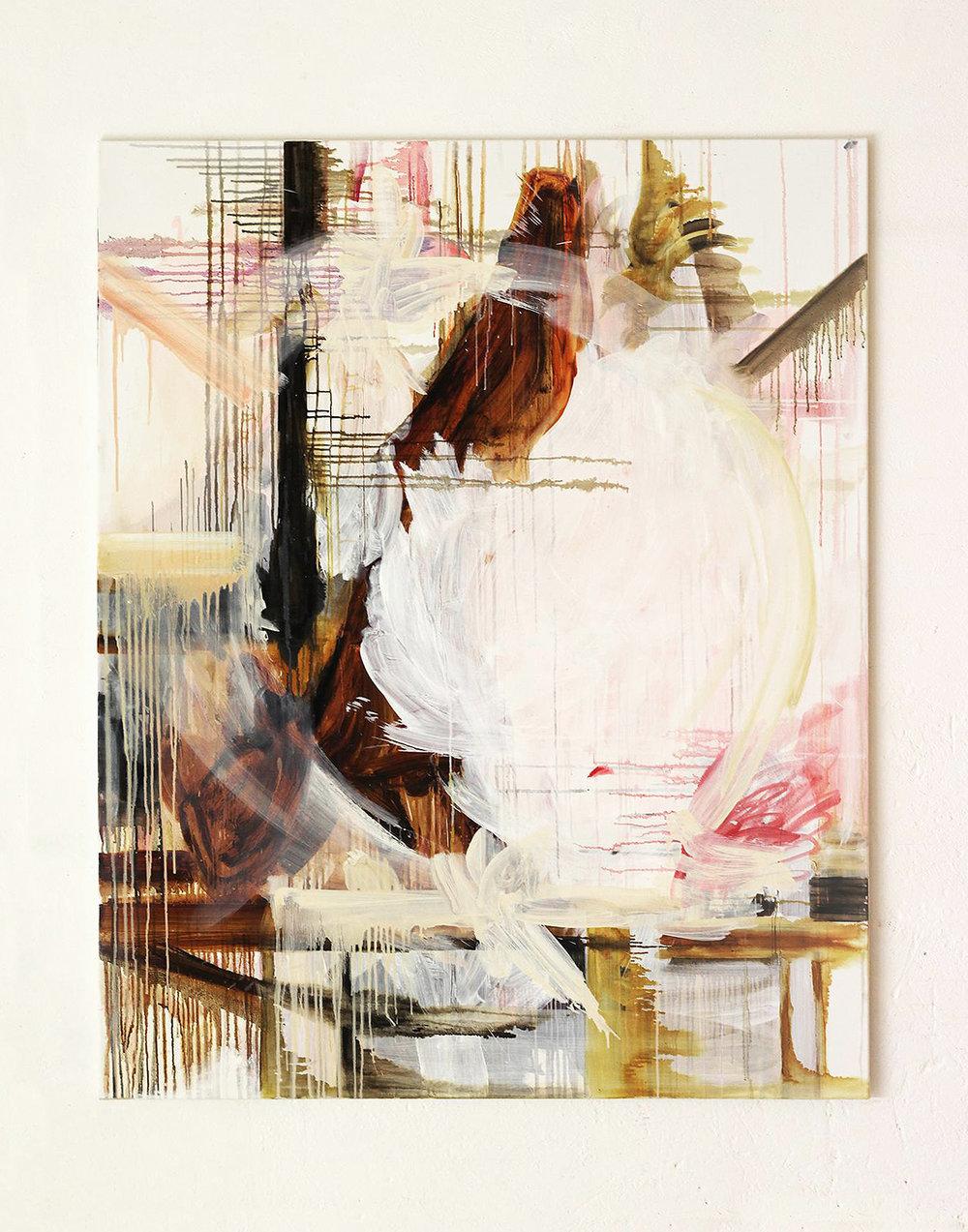 Some Velvet Morning aint never gonna come, 150 x 140 cm