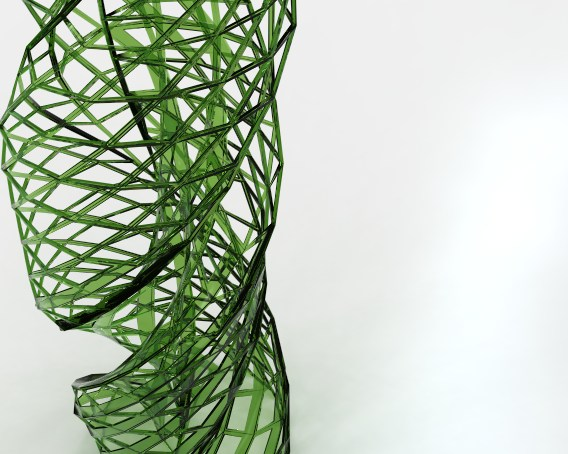 Green Transparent Lamp.jpg