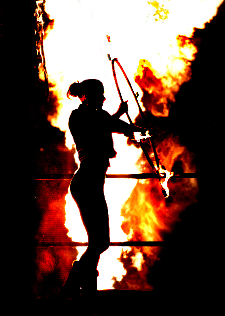 FlameOz Fire Show - Hoop Silhouette- Hi Res.jpg