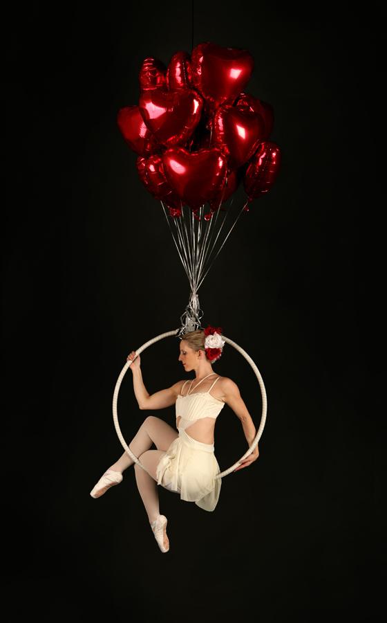 The Dream Aerial Hoop Balloons Weddings (2).jpg