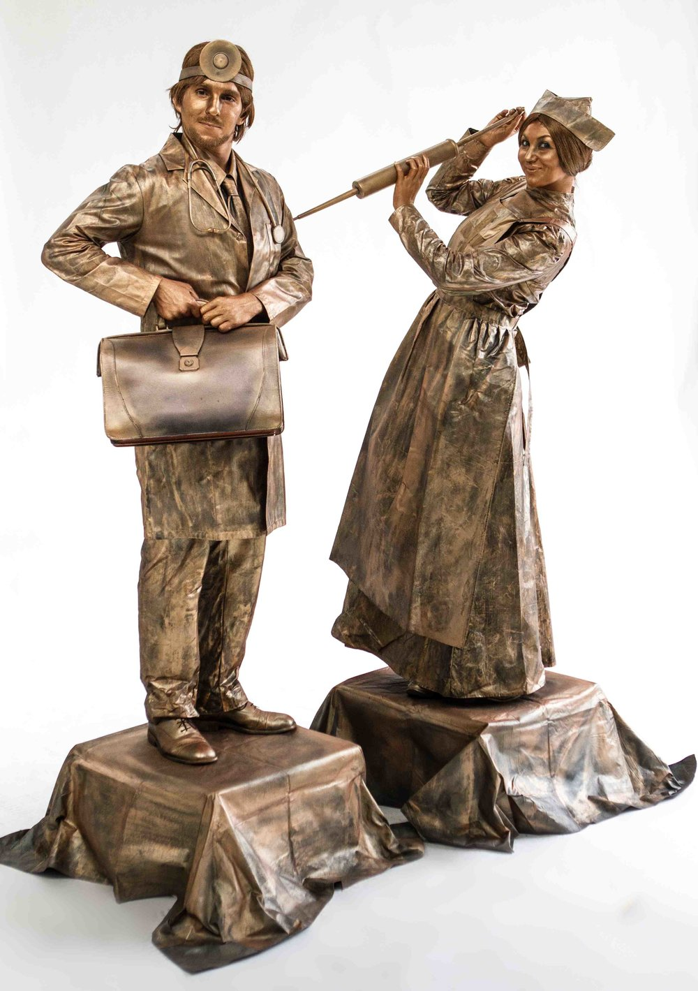 Doctor and Nurse statue.jpg