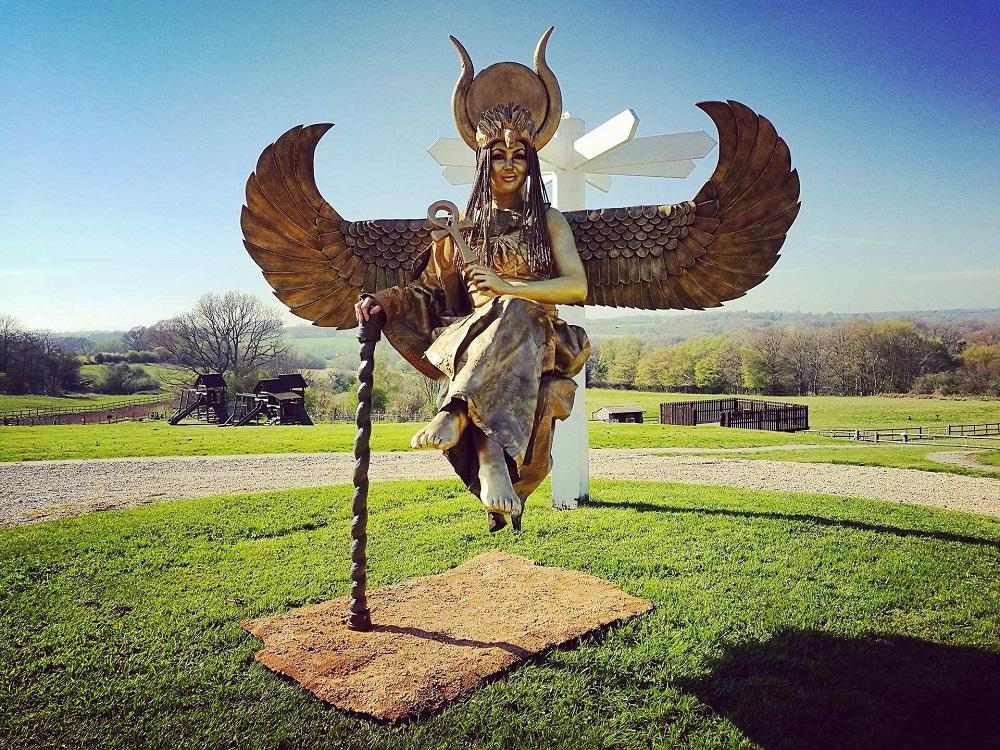 Metallic Gold - Floating Isis statue Tor.jpg