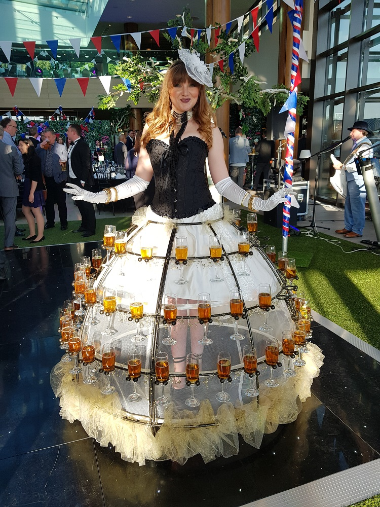 Ladies day champagne skirt.jpg