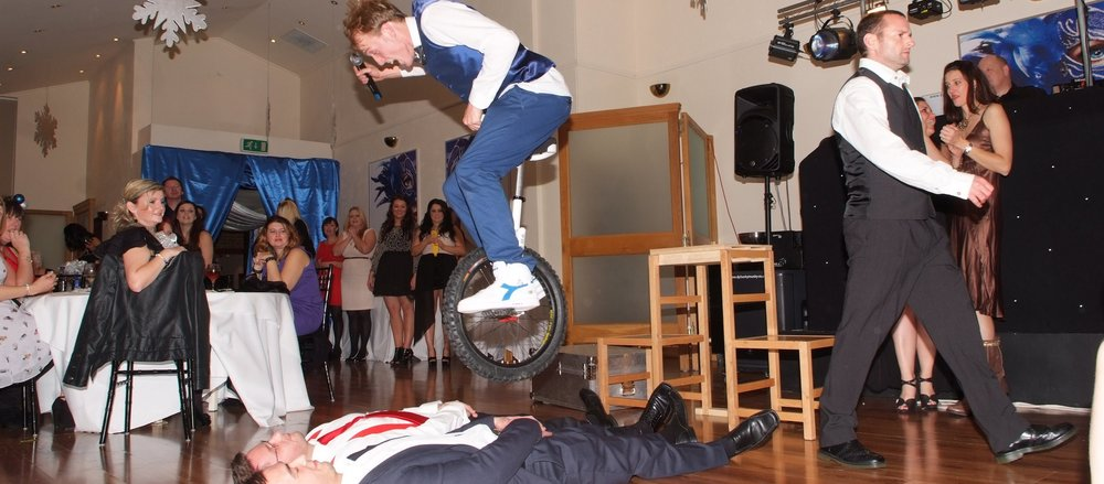 unicycle for hire