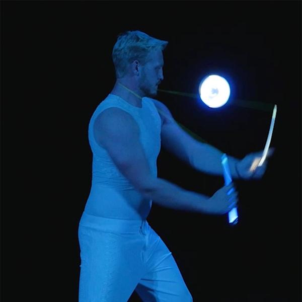 glow juggler